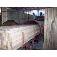 Best Safety Chemical Wood Autoclave Machine For wood processing , High Pressure wholesale