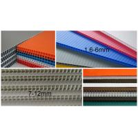 8' X 4' Pp Cartonplast Board For Packing / Printing / Protection