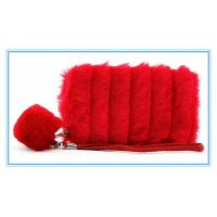 Best Red soft cloth Lady Coin Cosmetics Purse & Wallet Pouch BAG wholesale