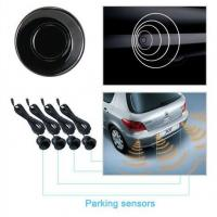 Best Wireless rearview mirror parking sensors car 4 sensors parking assist system back up sensor distant and alert wholesale