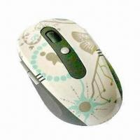 Best 8D Wireless Mouse with Nano Receiver and 8 to 10m Operating Distance, Measures 95 x 65 x 36mm wholesale