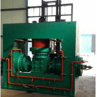China 380V Hydraulic Forming Machine For A234 WPB Straight Tee And Reducing Tee on sale
