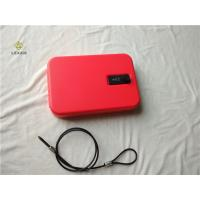 Best Red Powder Coated Personal Gun Safe GV25RD Strong Combination Lock System wholesale