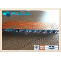 Best High Pressure Laminates Aluminum Honeycomb Sandwich Panel For Booth Panel wholesale