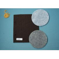 Plastic Point Cloth Non Slip Needle Punched Felt For Car Seat Covers