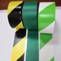 Best Stripe Color Pvc Warning Tape Caution Tape Strong Adhesive Force Customized Size wholesale