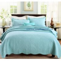 Best Cotton Filling Colourful Quilt Covers With Different Flowers Stitching wholesale