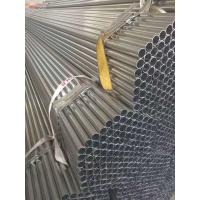 China 0.25mm - 2.5mm Cold Rolled Steel Pipe Construction Material Various Size on sale