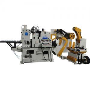 Best Electronic Parts Processing Stamping NC Servo Feeder Tube Notcher 380V 50Hz wholesale