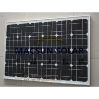 Buy cheap Macsun solar Mono solar panel 290W for solar power station product