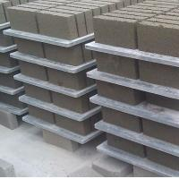 China PVC pallet/PVC board pallet/plastic pallet supplier in China/brick pallet board for concrete block and paver production on sale