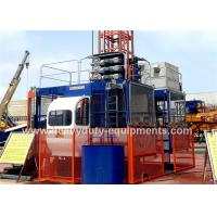 China Safety Building Lifter Concrete Construction Equipment 2000 Kg Rated Loading Capacity on sale