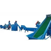 Best High Output Can And Bottle Recycling Machines , Automatic Bottle Recycling Machine wholesale