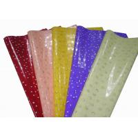 China Printed translucent OPP wrapping paper teacher gift with Single Side 50cm * 70cm on sale