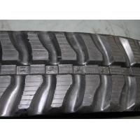 Best Yanmar B17.3 Sv17 Excavator Rubber Tracks 230 * 72mm For Construction Machinery wholesale