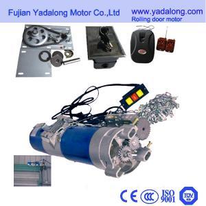 China Roller door motor roller shutter motor on sale