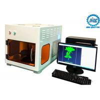 Best Air Cooling 3D Inner Laser Engraving Machine 3D Photo Engraving Machine wholesale