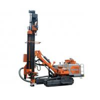 Best Hydraulic Submersible DTH Drilling Rig For 90 - 152mm Blasing Hole 93kw Power wholesale