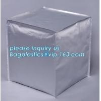 Best Aseptic Liners And IBC Containers Foil Heat Induction Seal Liners For PE PP Containers wholesale