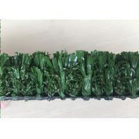 Best Vivid Color Outdoor Synthetic Lawn / Grass For Sports Logo Customized wholesale