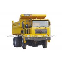 Best 72 tons Off road Mining Dump Truck Tipper  353kW engine power drive 6x4 with 36m3 body cargo Volume wholesale