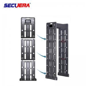 China walk through metal detector security door frame metal detector archway metal detector on sale