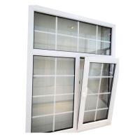 Best PVC Windows Grill Design Double Glazed Glass Energy Saving Profile wholesale