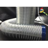 Best Fire Retardent Semi Rigid Aluminum Duct Aluminum Flexible Extruded Aluminum Air Pipes wholesale