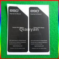 China black label sticker for mobile phone shell on sale