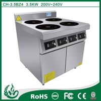 China CH-3.5BZ4 industrial top burner cheap electric stove on sale