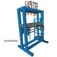 Best Manual Water Tank Assembly Radiator Machine High Efficiency Easy Operated wholesale