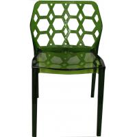 Best Full Color Restaurant Plastic Chairs Outdoor Stackable Polycarbonate wholesale
