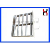 Best 6000GS - 12000GS NdFeB Magnetic Filter , Permanent Rare Earth Grate Magnets wholesale