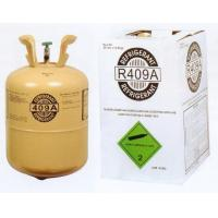 Best Purity 99.8% R409A Gas HCFC Refrigerant R-22 Replacement OEM , ROSH SGS wholesale