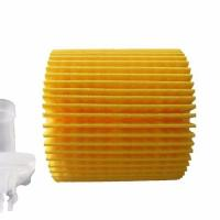 Best Firmly Bonded Auto Oil Filters Extremely Malleable Better Sealing 04152-37010 wholesale