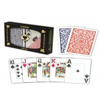 Durable Copag 1546 Marked Poker Cards  , 2 Marked Card Deck Set For Poker Cheat