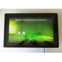 Best Widescreen Android Industrial Tablet Pc 15.6 Inch EMMC 8G Storage With WiFi Bluetooth wholesale