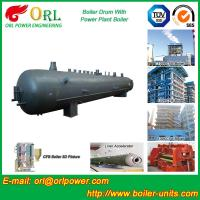 Buy cheap Power Plant CFB Boiler Drum Environmental Protection , Oil Steam Boiler Drum from wholesalers