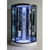 Fully Enclosed Residential Steam Shower Units , Steam Shower Bath Enclosure Durable