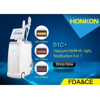 Buy cheap Safety RF Frequency Vacuum Intense Pulsed Light Equipment For Breast Beautifying product