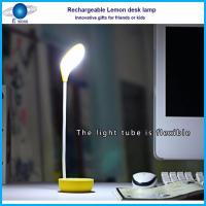 China Lemon shape led light / rechargeable room energy saving online shopping uk on sale