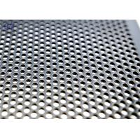 Best 1mm Hole Galvanized Perforated Metal Mesh Decoration Screen Door Mesh wholesale