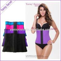 Buy cheap Adult Age Group Latex waist tariner training waist cincher product