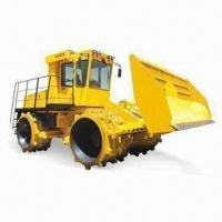 Best Refuse Compactor with 3,430mm Rolling Width and 3,500mm Wheelbase, 100% Gradeability wholesale