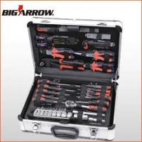 China 100pcs Socket&Tool Kit with Aluminium Case on sale