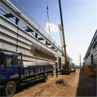 China Prefabricated Steel Structure Shed Building Prefabricated Steel Buildings on sale