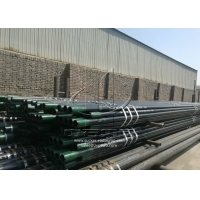 China Steel Casing Pipe Downhole Tubing Alloy Steel Material Seamless Structure on sale