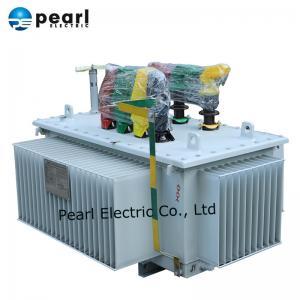 Best 11kV 1000kVA Oil  Type Transformer , Oil Cooled Power Transformer Durable wholesale