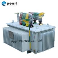 Buy cheap 11kV 1000kVA Oil Type Transformer , Oil Cooled Power Transformer Durable from wholesalers