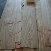 Best Yellow Ash Paper Backed Veneer Sliced Cut 0.2mm - 0.6mm Thickness wholesale